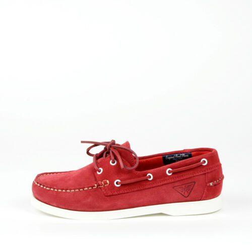 Docksteps Boat 106357 Red / Sued
